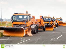 100 Truck With Snow Plow For Sale Plough S Waiting Winter Editorial Stock Image