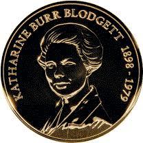 Katharine Burr Blodgett Medal And Prize