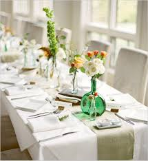 Spring Wedding Table Decoration Ideas