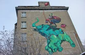 Famous Street Mural Artists by Getting To Know łódź Through Its Street Art The Culture Map