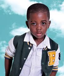 Short Buzzed Haircut For A Black Boy