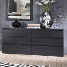 South Shore 6 Drawer Dresser Espresso by 6 Drawer Espresso Dressers You U0027ll Love Wayfair