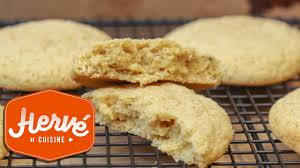recette de cuisine cookies cookies citron moelleux recette facile d hervé cuisine