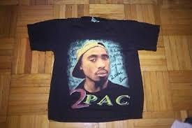 Tupac Vintage T Shirt