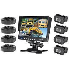 100 Truck Camera System Pyle Weatherproof Backup With 73939 Lcd Color
