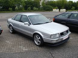 Audi 80 technical details history photos on Better Parts LTD