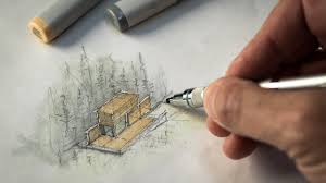 100 A Architecture Sketch Like An Rchitect Techniques Tips From A Real Project