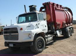 100 Vactor Trucks For Sale 1993 D LTS9000 Vactor Truck Item C3693 SOLD February