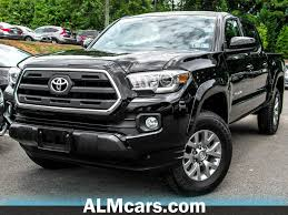2016 Used Toyota Tacoma SR5 Double Cab 4WD V6 Automatic At ALM ...