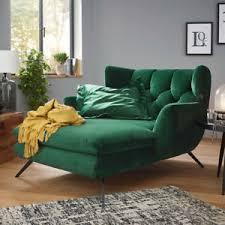 sofas sessel aus velours fürs wohnzimmer günstig kaufen ebay