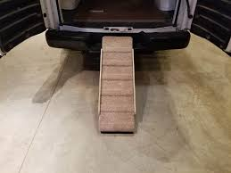 Dog Ramp For Cars For Pets Up To 80 Pound   5'L X 17