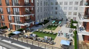 100 West Village Residences NEW DEVELOPMENT Queens Rental Hits The Market Full Floor