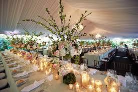 California Wedding Romantic Garden Tent