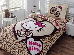 Impressive Hello Kitty Bedroom Ideas As Well Home Decorating