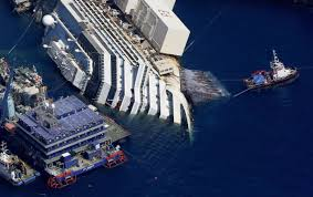 Cruise Ship Sinking Italy by Italy U0027s Wrecked Costa Concordia Cruise Ship To Be Raised Costa