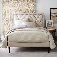 Ana White Upholstered Headboard by Amazing Upholstered Bed Frame And Headboard Ana White Chestwick