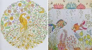 Coloring Books Adults Johanna Basford 18