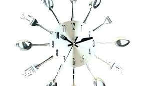 horloge de cuisine pendule pour cuisine horloge cuisine originale horloge cuisine
