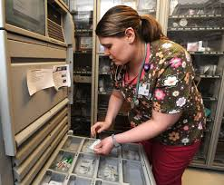 billings clinic connects records to medication cabinets for real