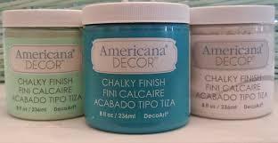 Baby s Room DIY Americana DECOR Chalky Finish Paint