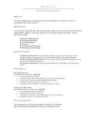 food server resume sles resume cv cover letter