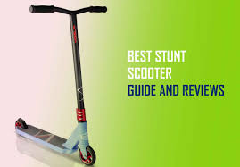 The Best Stunt Scooters