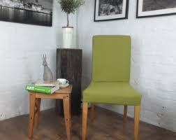 Ikea Poang Chair Cover Green by Ikea Henriksdal Dining Chair Cover In Distressed Leather Look