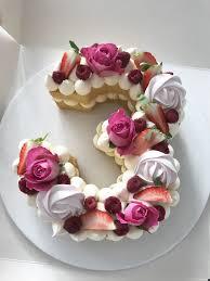 Number Cake Au Chocolat Pour Les 2 Ans De Ma Petite Fille Thermomix