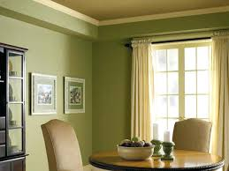 curtains color combination with light green wall simple interior