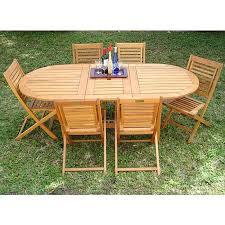 Shop Amazonia Liverpool 7 Piece Outdoor Dining Set