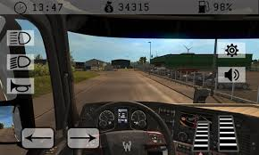 100 Truck Driver Simulator European PRO 2019 For Android APK Download