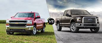 2017 Chevy Silverado 1500 Vs 2017 Ford F-150 Pickup Truck Beds Tailgates Used Takeoff Sacramento Chevy Silverado Vs Ford F150 Comparison Ray Price Chevrolet Head To 2016 1500 Wilsons Auto Restoration Blog Compare New Vs Mpg Review Grown Men Stuffford Pull What Is The Difference Between Trucks And 2018 Ford Or Fresh F 150 Gmc Sierra Denali The Continuous Battle Of Sales Swengines Chevysilveradovs2016fordf150a_o Video Throws Stones At Bestride Every Stat We Know About Ranger Raptor Zr2
