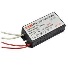 220v 12v led halogen light bulb l power supply electronic