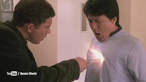 100 The Madalion Jackie Chan And Lee Evans Funny Scene Medallion 2003