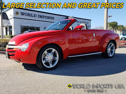 100 Ssr Truck For Sale Chevrolet SSR For Nationwide Autotrader