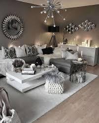 salon blanc et gris astuces comment aménager top idées