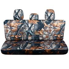 100 Camo Bench Seat Covers For Trucks 20112014 D F150 SuperCabSuperCrew Truck Rear