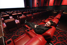 Theater upgrades in Oklahoma City include fy power recliners