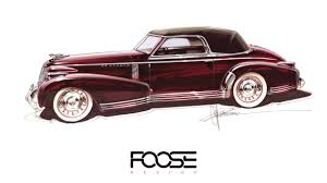 Chip Foose Is Building A Gorgeous, Unique 1939 Cadillac Based On 80 ... Chip Foose Rod Trucks S14e12 Youtube Check Out This 1965 Impala The Imposter Created By 1940 Ford Zephyr Custom Pick Up Rick Dore Design F100 Pickup F165 Monterey 2010 1966 Cadillac Deville Convertible Classy Convertibles Cars Appreciating 30 Years Of With His Familys 2008 F150 Edition Top Speed Hot Network