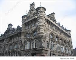 100 Edinburgh Architecture Scotland RoyaltyFree Stock Photo