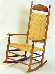 Wood Rocking Chair Plans • WoodArchivist Ding Room Chair Woodworking Plan From Wood Magazine Indoor How To Replace A Leather Seat In An Antique Everyday 43 Adirondack Glider Plans Folding 478 Classic Rocking Fniture Best Wooden Diy Wine Barrel Wood Very Simple Adirondack Chair Plans With Cooler Wooden Fniture Making 60 Boat Dashboard Stock Image Of Childs Solid Of Windsor Woodarchivist Mission Style History And Designs Homesfeed Stick Free Building Southern Revivals