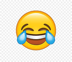 Face With Tears Of Joy Emoji Laughter Crying Sticker