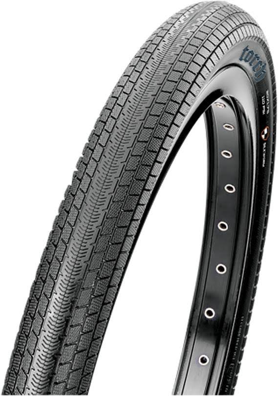 "Maxxis Torch Mountain Bike Folding Tire - 29"" x 2.1"", Black"