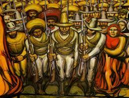 Jose Clemente Orozco Murales Palacio De Gobierno los revolucionarios de siqueiros murales mexicanos art pinterest