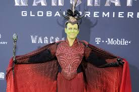 Jamie Lee Curtis Halloween 1 by Here Is Actress And Orc Shaman Jamie Lee Curtis At The Warcraft