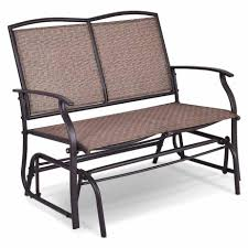 The 10 Best Patio Gliders (2019) Intertional Caravan Valencia Resin Wicker Steel Frame Double Glider Chair Details About 2seat Sling Tan Bench Swing Outdoor Patio Porch Rocker Loveseat Jackson Gliders Settees The Amish Craftsmen Guild Ii Oakland Living Lakeville Cast Alinum With Cushion Fniture Cool For Your Ideas Patio Crosley Metal And Home Winston Or Giantex Textilene And Stable For Backyardbeside Poollawn Lounge Garden Rocking Luxcraft Poly 4 Classic High Back