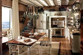 rustikale küchen landhaus edle landhausküchen