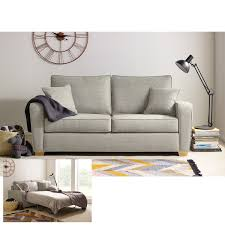 LUCIA Grey Metal Double Bed Frame 135cm Buy Now At Habitat UK