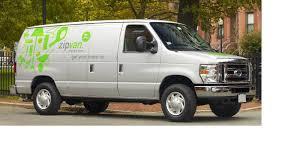 100 Zipcar Truck Launches San Francisco Van Program Roadshow