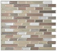smart tiles muretto durango 3d gel otm peel stick